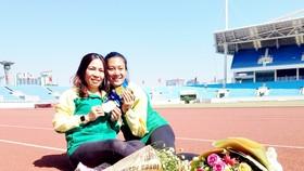 Lê Tú Chinh góp sức vực dậy điền kinh TPHCM