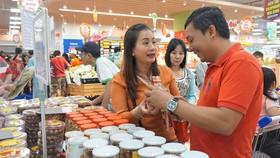 Hàng hóa tại Co.opmart được kiểm soát chặt về chất lượng