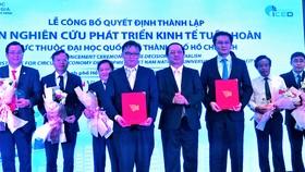 Đại học Quốc gia TPHCM: Tiên phong góp sức cho cộng đồng