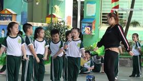 Giữ môi trường an toàn cho học sinh
