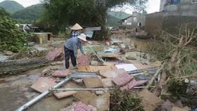 Bình Định: Phân bổ 70 tỷ đồng khắc phục hậu quả bão, lũ