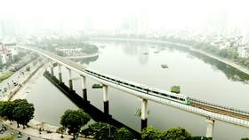Đường sắt Cát Linh - Hà Đông: 10 năm về đích