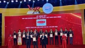 Dai-ichi Life Việt Nam xếp hạng 100 trong VNR500 năm 2020