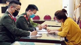 Xử lý nhiều trường hợp vi phạm quy định phòng chống dịch