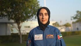 Nữ kỹ sư Nora al-Matrooshi. Ảnh: GULFTODAY.AE