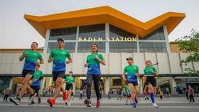Tây Ninh: Hơn 2.500 vận động viên tham gia Baden Mountain marathon 2021