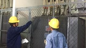 Bảo đảm cấp điện ổn định trong mùa khô