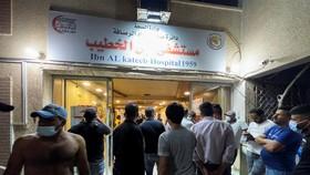 Hỏa hoạn nghiêm trọng tại bệnh viện ở thủ đô Iraq, ít nhất 27 người thiệt mạng