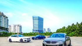 BMW 5 Series mới chính thức ra mắt tại Việt Nam: Thay đổi để dẫn đầu