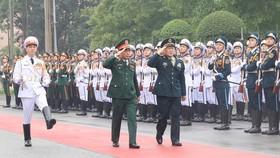 Hợp tác quốc phòng Việt Nam - Trung Quốc không ngừng được mở rộng