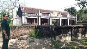 Hà Tĩnh: Xây dựng Làng văn hóa du lịch Trường Lưu