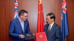 Trung Quốc đình chỉ đối thoại kinh tế với Australia. Ảnh: SCMP