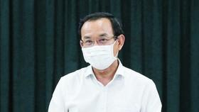 Bí thư Thành ủy TPHCM Nguyễn Văn Nên: Phát huy mô hình mẫu, chăm lo người khó khăn, neo đơn