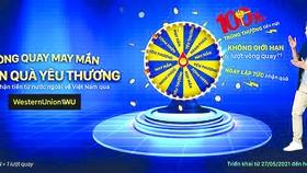 SCB tri ân khách hàng nhận tiền từ Western Union