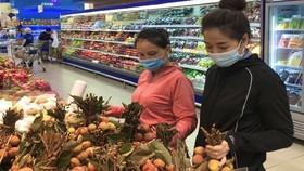 TPHCM: Hỗ trợ tiêu thụ vải thiều Bắc Giang, Hải Dương
