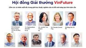 """Hàng trăm nhà khoa học từ """"nôi học thuật"""" Harvard, Mit, Max Planck… tham gia đề cử VinFuture"""