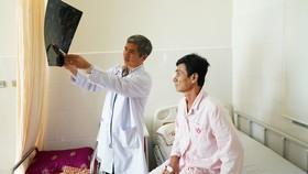 Cứu tinh của bệnh nhân đột quỵ