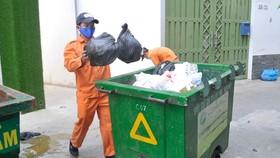 Quận Gò Vấp thắt chặt hoạt động thu gom rác thải