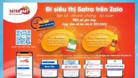 Hệ thống bán lẻ Satra đẩy mạnh bán hàng online: Đặt sớm – giao nhanh