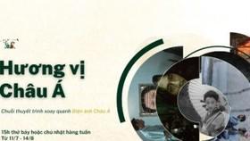Chuỗi thuyết trình trực tuyến về điện ảnh châu Á
