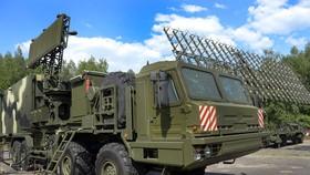 Đài radar cảnh giới 55ZH6M Nebo-M của quân đội Nga. Ảnh minh họa: Bộ Quốc phòng Nga