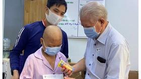 Điểm tựa của nhiều bệnh nhi ung thư