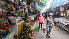 Sớm khôi phục điểm bán thực phẩm tại các chợ