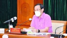 TPHCM giãn cách thêm một tháng để khống chế nguồn lây nhiễm