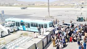 Mối nguy khủng bố người di tản Afghanistan