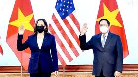 Phó Tổng thống Hoa Kỳ kết thúc tốt đẹp chuyến thăm Việt Nam
