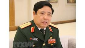 Đại tướng Phùng Quanh Thanh. Ảnh: TTXVN