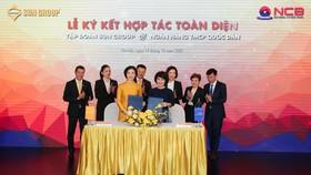 Tập đoàn Sun Group và Ngân hàng TMCP Quốc dân (NCB) ký kết thỏa thuận hợp tác toàn diện