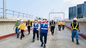JICA đào tạo nhân lực metro