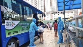 Saigon Co.op: Trách nhiệm, tận tâm cùng TPHCM chống dịch