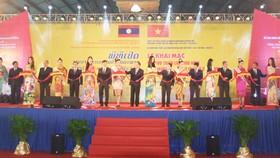 Lễ khai mạc Hội chợ Triển lãm Hữu nghị Savannakhet - TPHCM năm 2017