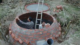 Hộ chăn nuôi xây công trình xử lý chất thải được vay vốn lãi suất 0%