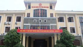 Hoãn phiên tòa xét xử vụ án đe dọa Chủ tịch tỉnh Bắc Ninh