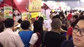 Hội chợ thực phẩm lớn nhất châu Á - Thái Bình Dương
