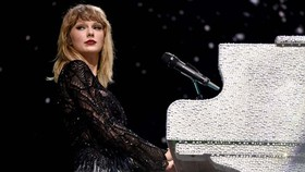 Album của Taylor Swift đắt hàng nhất trong năm 2017