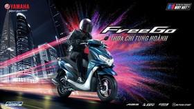 Công ty Yamaha Motor Việt Nam chính thức giới thiệu mẫu xe tay ga FreeGo 125cc với th