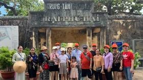 Đoàn 40 khách tham quan Côn Đảo khởi hành 28-08-2020