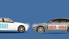 Taxi - cuộc cạnh tranh chưa có hồi kết