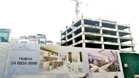 Nhiều dự án chung cư tranh chấp kéo dài