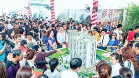 Thị trường bất động sản TPHCM: Tiềm năng đan xen thách thức