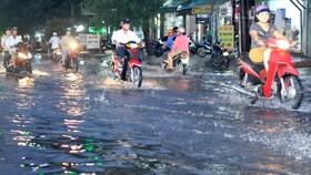 TPHCM: Chưa xử triệt để nạn ngập nước