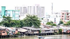 Nan giải lấn sông, lấp kênh rạch (B1): Sống trong âu lo, ô nhiễm