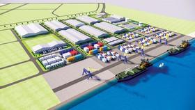Phát triển kinh tế dựa vào cảng biển