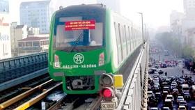 Thuê tư vấn Pháp đánh giá mức an toàn đường sắt Cát Linh - Hà Đông