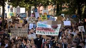 6 triệu người tuần hành chống biến đổi khí hậu