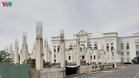 Xây dựng công trình 22.000 m2 không phép trên đất công tại TP Biên Hòa